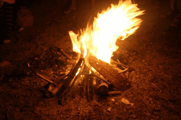 טכס השריפה