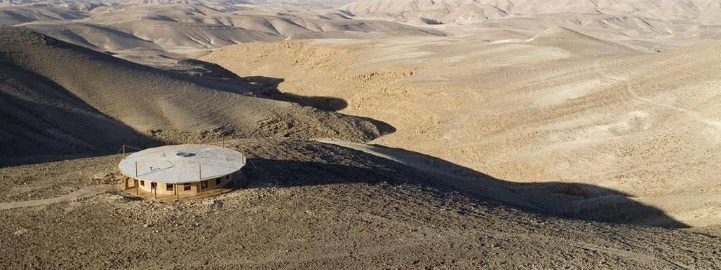 יוגה בזמן מדבר, סדנת יוגה במדבר