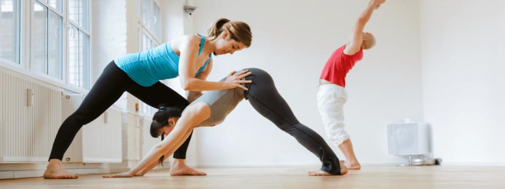 שיעורי יוגה ברעננה